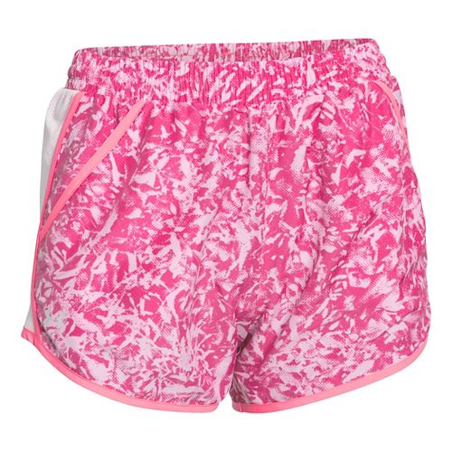 Women's Under Armour�Fly By Printed Run Short