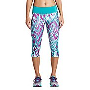 Womens Saucony Scoot Mini Capris Pants