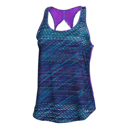 Women's Under Armour�Fly By Printed Run Tank