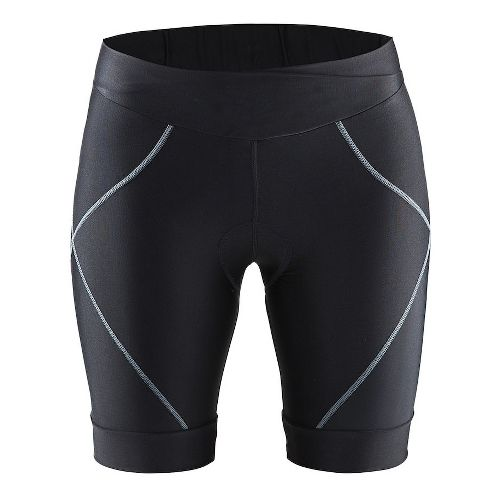 Womens Craft Move Compression & Fitted Shorts - Black L