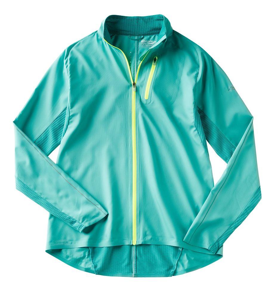 Saucony Speed Of Lite Running Jacket