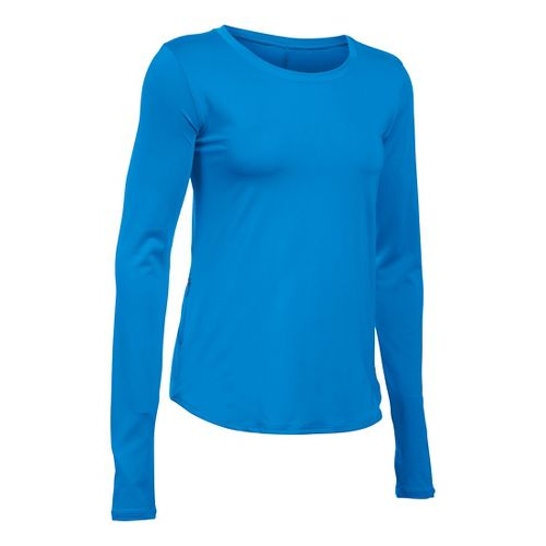 Women's Under Armour�Fly By Solid Long Sleeve