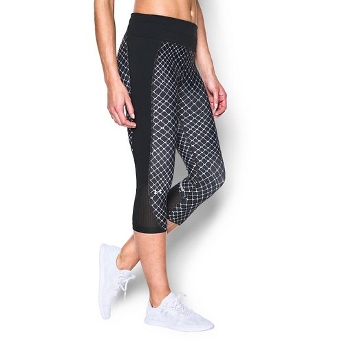 Women's Under Armour�Fly By Printed Run Capri