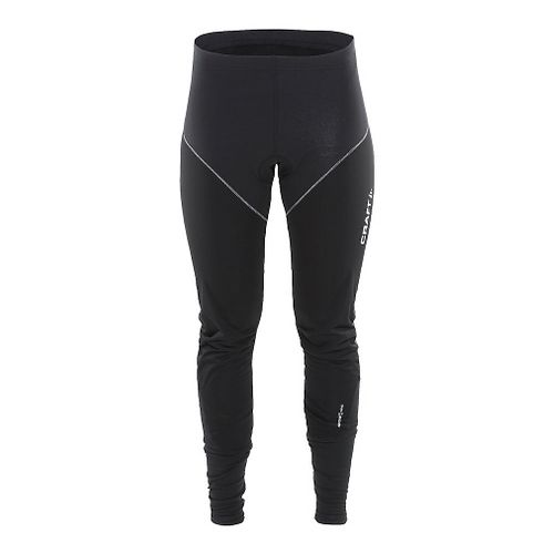 Womens Craft Move Thermal Wind Tights & Leggings Pants - Black S