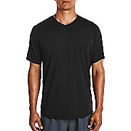Mens Saucony Freedom V-Neck Sleeveless & Tank Tops Technical Tops
