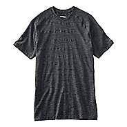 Mens Saucony Dash Seamless Short Sleeve Technical Tops