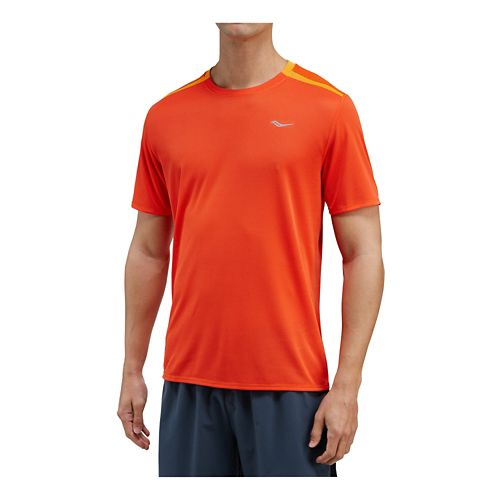 Men's Saucony�Revolution Short Sleeve