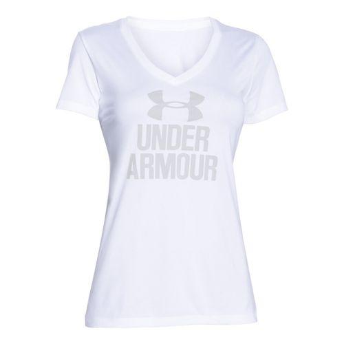 Women's Under Armour�Graphic Tech V-Neck