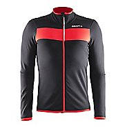 Mens Craft Move Thermal Jersey Long Sleeve Technical Tops