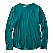 Mens Saucony Hydralite Long Sleeve Technical Tops