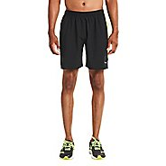 Mens Saucony Run Lux Lined Shorts