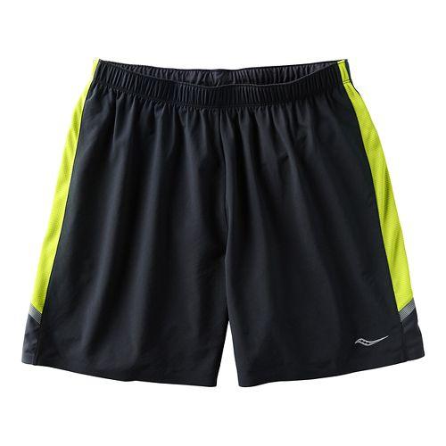 Men's Saucony�Run Lux Short