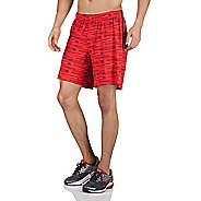 Mens Saucony Interval 2-in-1 Shorts