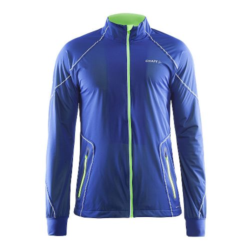 Mens Craft PXC High Function Running Jackets - Atlantic L