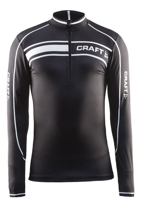 Mens Craft PXC Jersey Hoodie & Sweatshirts Technical Tops - Black S