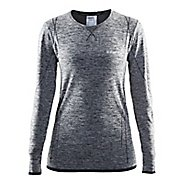 Womens Craft Roundneck Longsleeve Long Sleeve Technical Tops