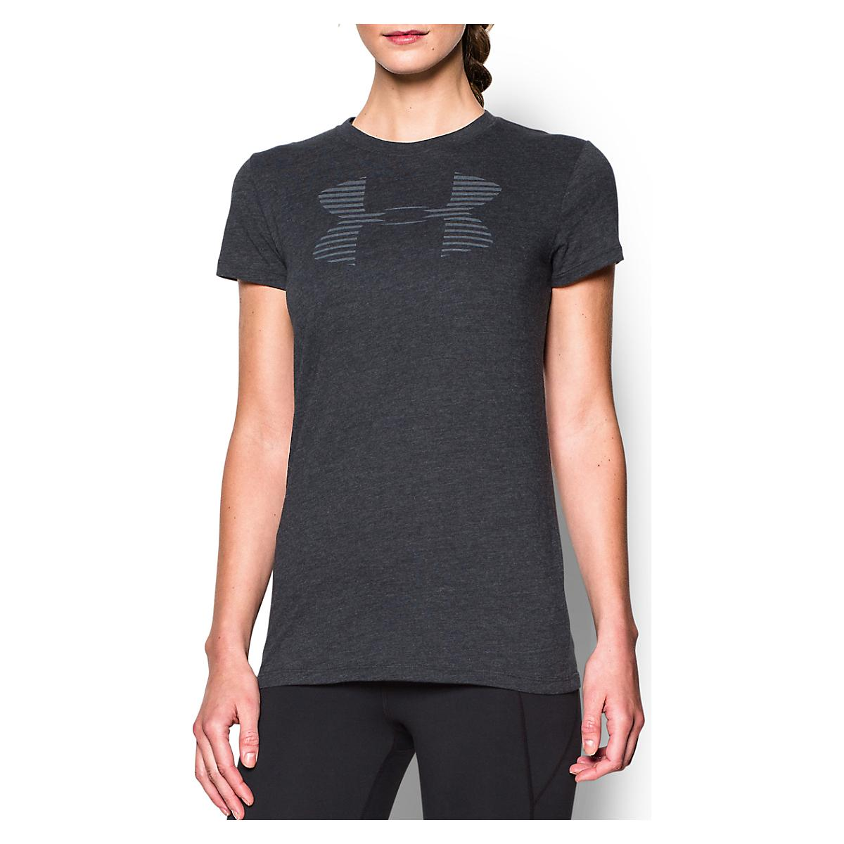 Women's Under Armour�Favorite Big Logo Shortsleeve Crew
