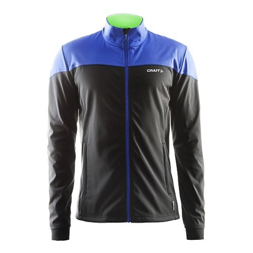 Mens Craft Voyage Running Jackets - Atlantic XL