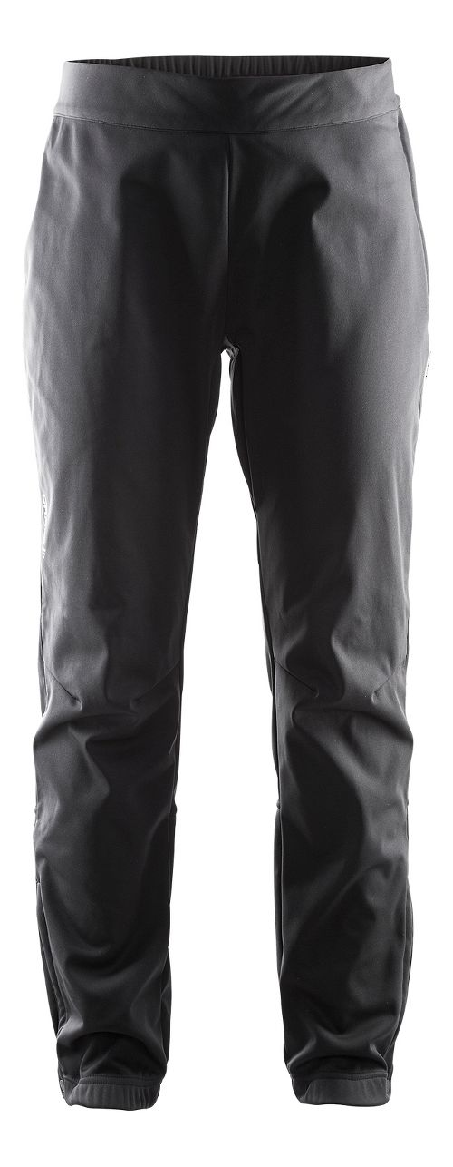 Womens Craft Voyage Full Length Pants - Black L