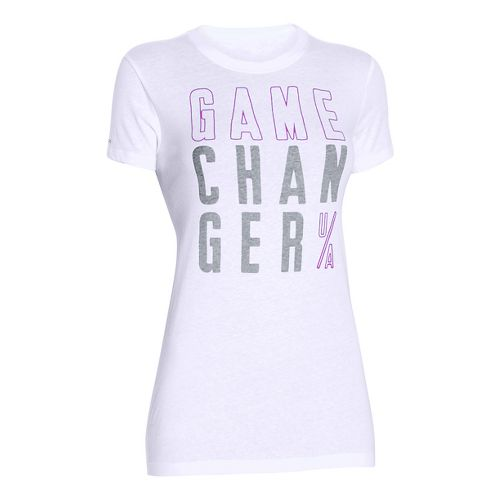 Women's Under Armour�Favorite Game Changer Shortsleeve Crew