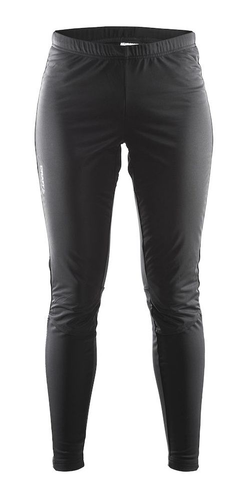Womens Craft Voyage Wind Tights & Leggings Pants - Black XL