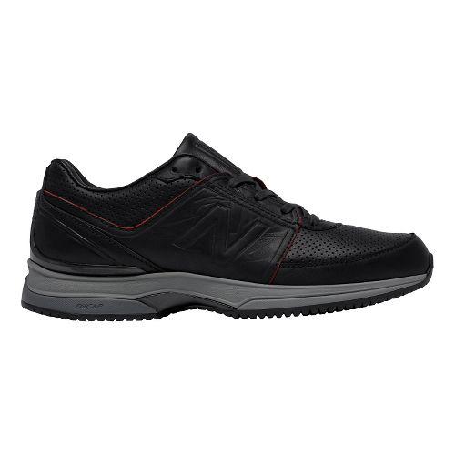 Mens New Balance 2040v3 Running Shoe - Black/Red 12.5