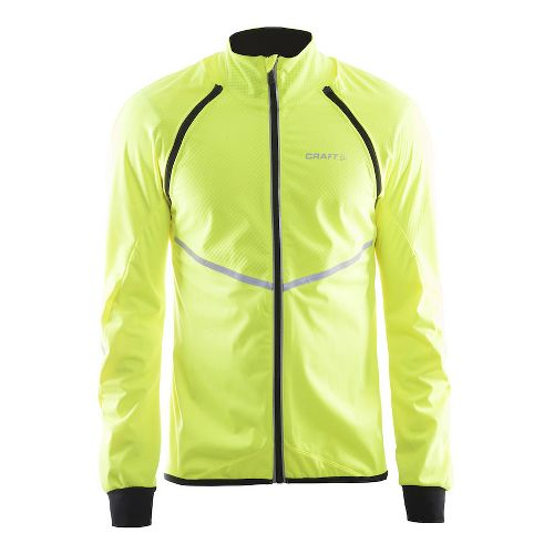 Mens Craft BIKE Adapt Storm Running Jackets - Flumino M