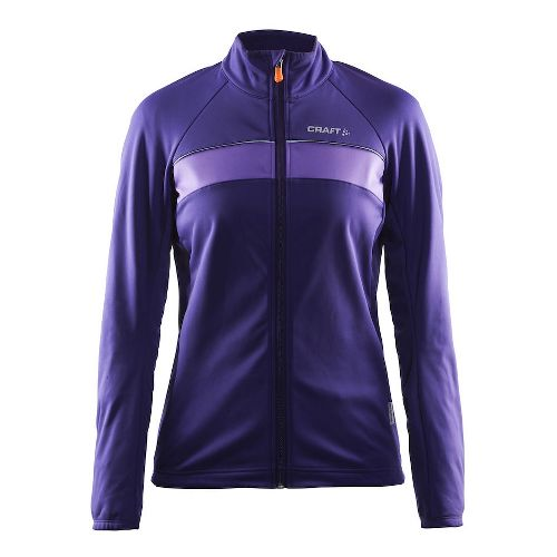 Womens Craft Siberian Cold Weather Jackets - Dynasty/Lilac M