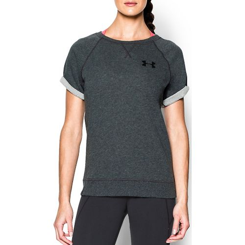 Women's Under Armour�Favorite French Terry Shortsleeve Crew