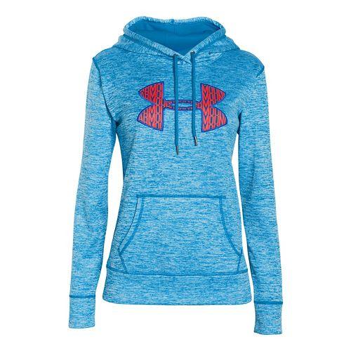 Women's Under Armour�Storm Armour Fleece Big Logo Twist Hoody
