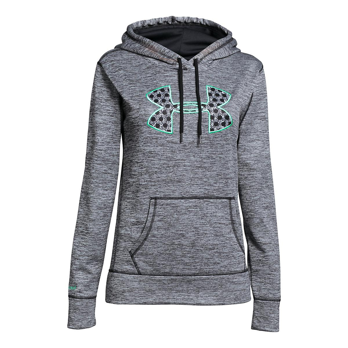 Women's Under Armour�Storm Armour Fleece Big Logo Twist Hoody
