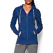 Womens Under Armour Storm Rival Cotton Full-Zip Hoodie & Sweatshirts Technical Tops