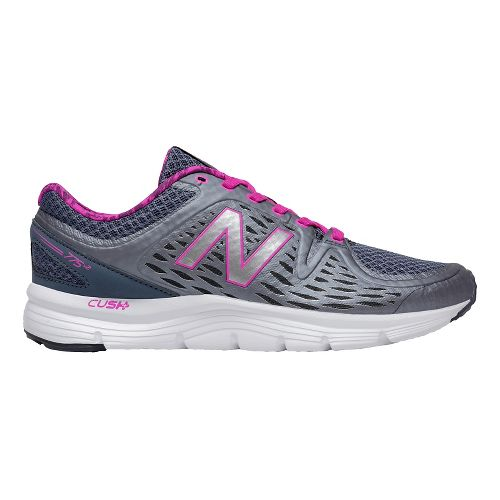 Womens New Balance 775v2 Running Shoe - Thunder/Azalea 5.5