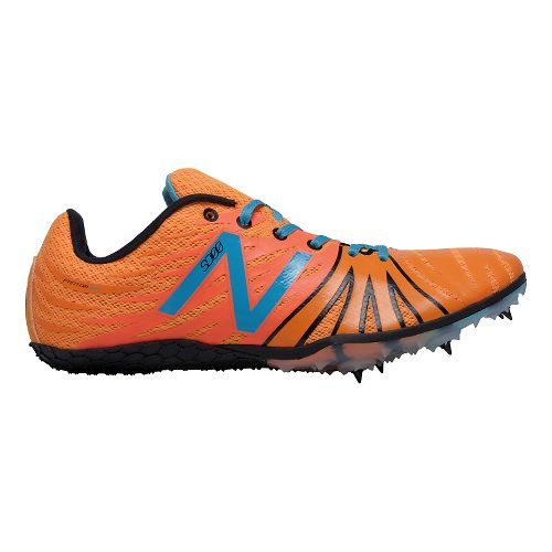 New Balance SD100v1 Track and Field Shoe - Orange/Blue 7