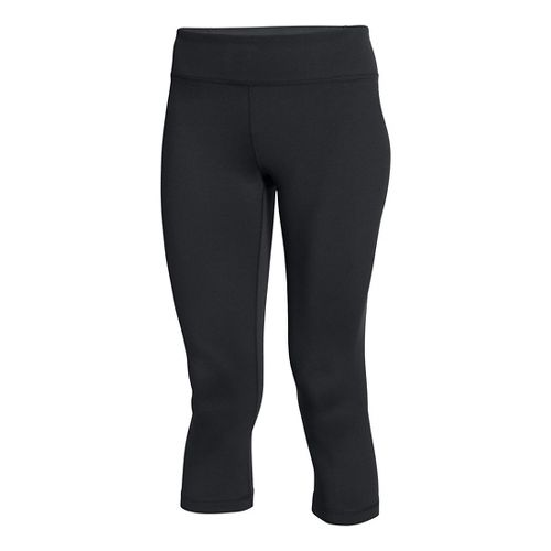Womens Under Armour Shape Shifter Capris Pants - Black M