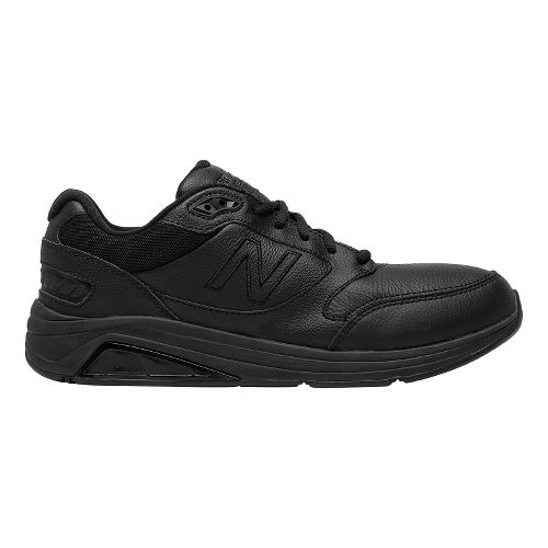 Mens New Balance 928v2 Walking Shoe - Black Strap 9.5