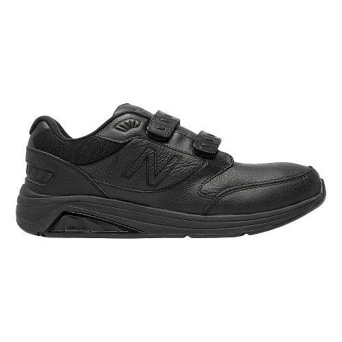 Mens New Balance 928v2 Walking Shoe - Black Strap 9.5