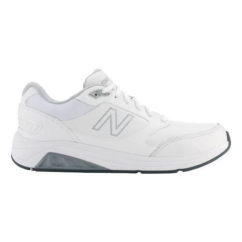 Mens New Balance 928v2 Walking Shoe - White/White 10
