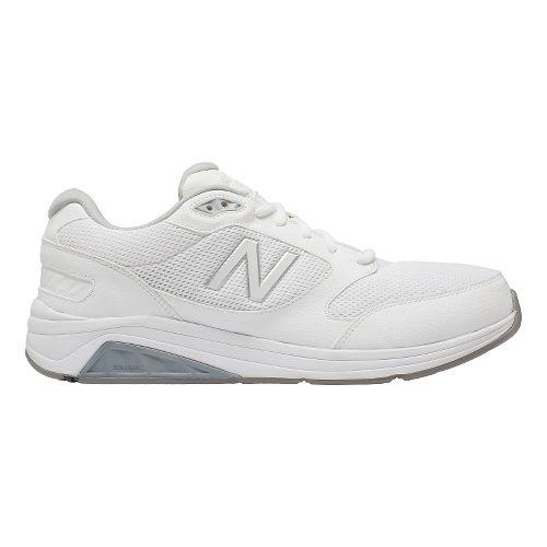 Mens New Balance 928v2 Walking Shoe - White/White 13