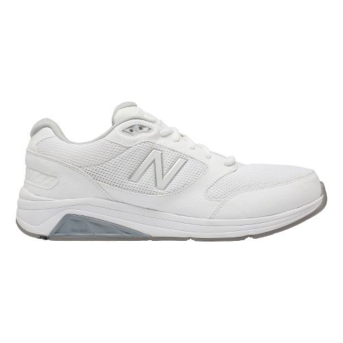 Mens New Balance 928v2 Walking Shoe - White/White 8.5