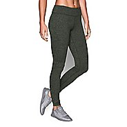 Womens Under Armour Shape Shifter Tights & Leggings Pants - Combat Green S