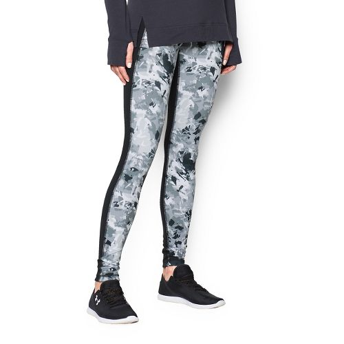 Womens Under Armour Shape Shifter Printed Tights & Leggings Pants - Black L