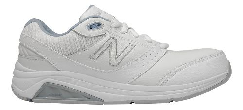 Womens New Balance 928v2 Walking Shoe - White/Blue 13