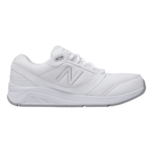 Womens New Balance 928v2 Walking Shoe - White 9.5