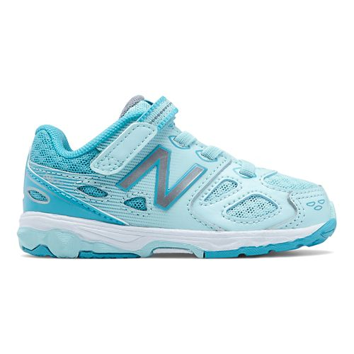 New Balance 680v3 Running Shoe - Blue/White 9C