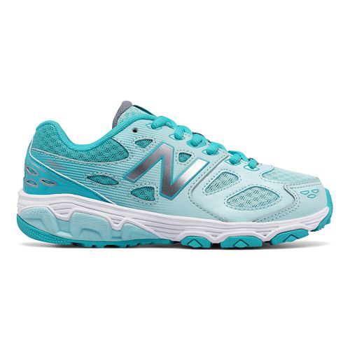 New Balance 680v3 Running Shoe - Blue/White 7Y