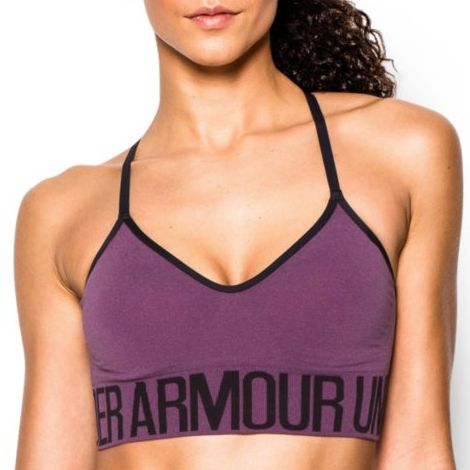 3c9a28e6a3c95 Under Armour Seamless Heather with Cups Sports Bra