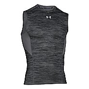Mens Under Armour HeatGear CoolSwitch Compression Shirt Sleeveless & Tank Technical Tops