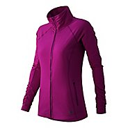 Womens New Balance Petal Performance En Route Running Jackets