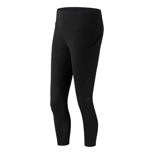 Womens New Balance Fashion Capris Pants - Spectral M